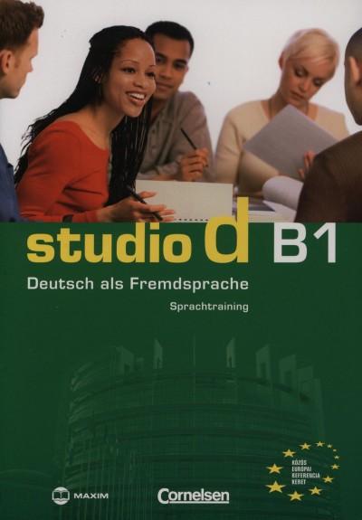 Rita Maria Niemann - Studio d B1 - Sprachtraining