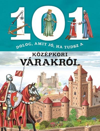 Niko Domínguez - 101 dolog, amit jó, ha tudsz a középkori várakról