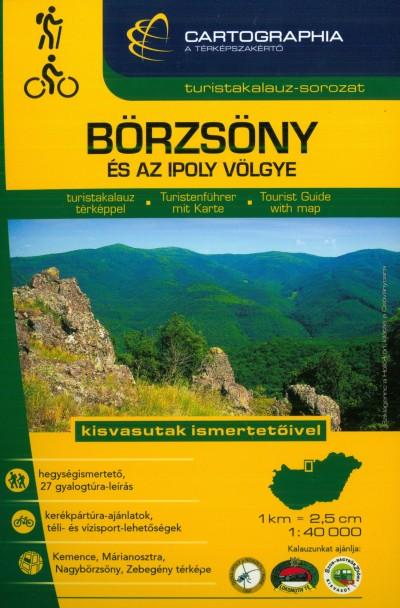 Szalamonidesz Sándor  (Szerk.) - Szigeti Borbála  (Szerk.) - Az Országos Kéktúra - Hollóházától Nagymarosig turistakalauz