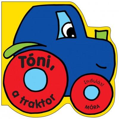 - Tóni, a traktor