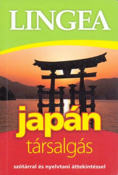 - Lingea japán társalgás