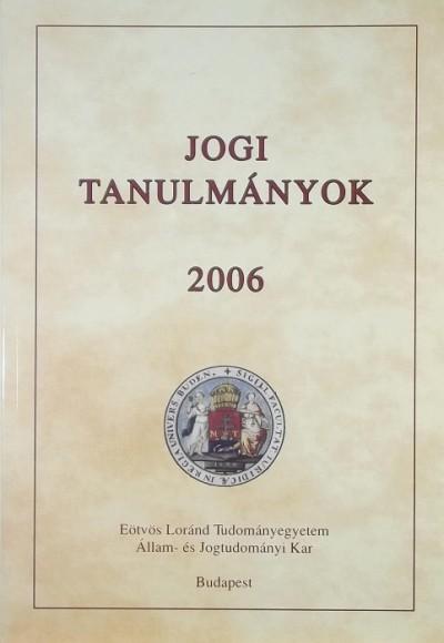 Nagy Marianna - Jogi tanulmányok 2006