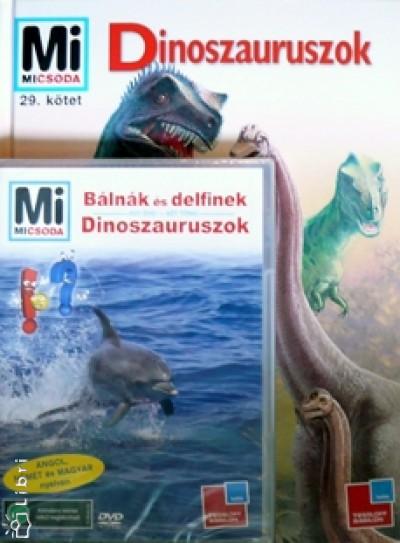 Joachim Oppermann - Dinoszauruszok (könyv) + Bálnák és delfinek-Dinoszauruszok (DVD)