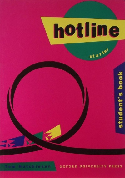 Tom Hutchinson - Hotline Starter SB