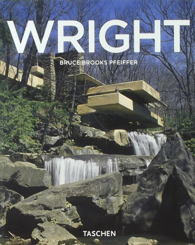 Bruce Books Pfeiffer - Frank Lloyd Wright - 1867-1959