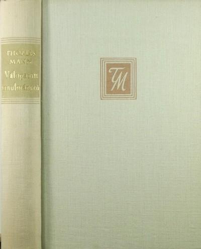 Thomas Mann - Válogatott tanulmányok