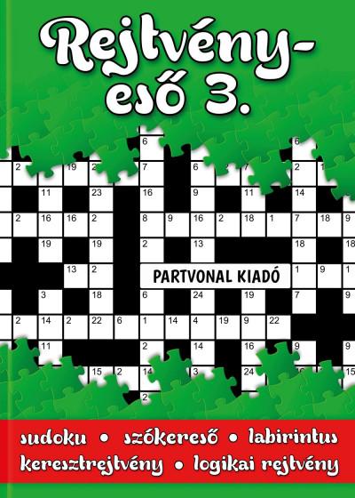 Imely András - Rejtvényeső 3. - zöld