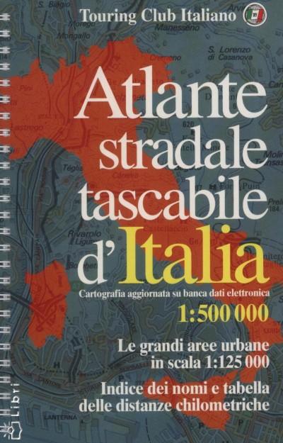 - Atlante stradale tascabile d' Italia