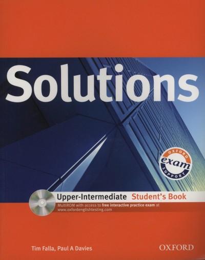 Paul A. Davies - Tim Falla - Solutions Upper-Intermediate Student's Book