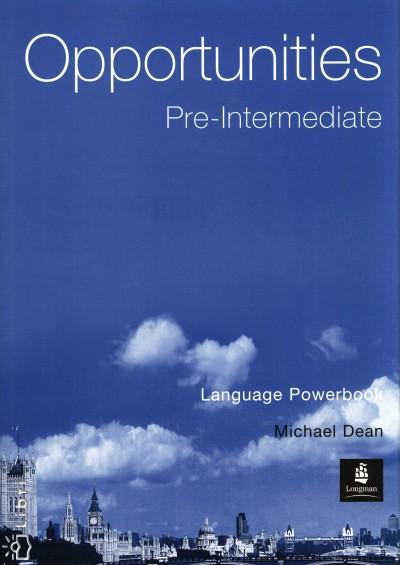Michael Dean - Opportunities Pre-Intermediate Language Powerbook