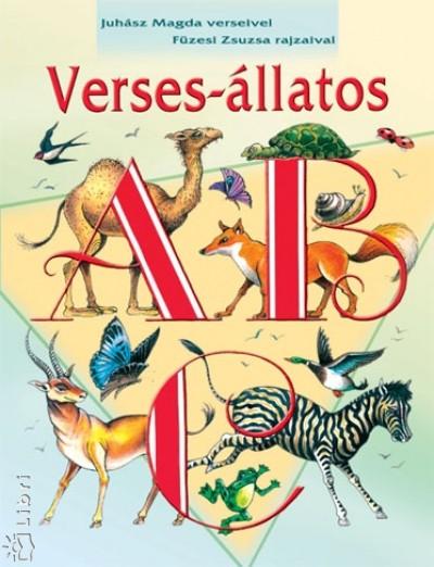 Juhász Magda - Verses-állatos  ABC