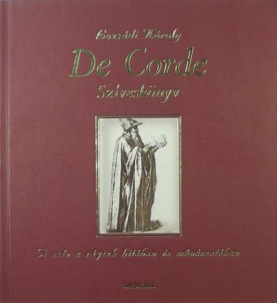 Lozsádi Károly - De Corde Szíveskönyv