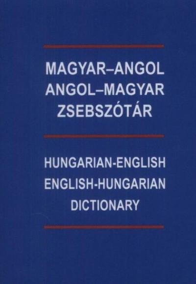 Sárady Gyula - Sáradyné Kántor Judit - Magyar-Angol, Angol-Magyar zsebszótár