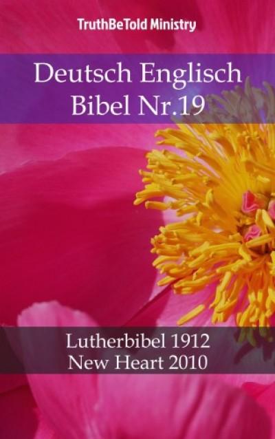 Martin Truthbetold Ministry Joern Andre Halseth - Deutsch Englisch Bibel Nr.19