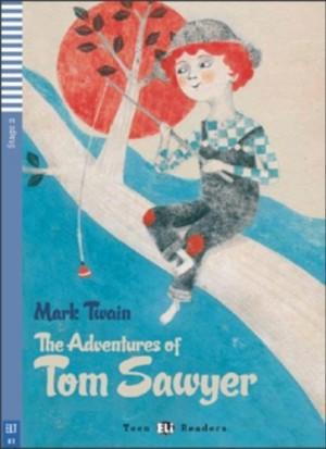 Mark Twain - The Adventures of Tom Sawyer + CD