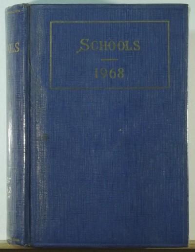 - Schools - 1968