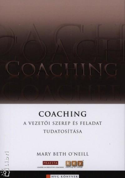Mary Beth O'Neill - Coaching