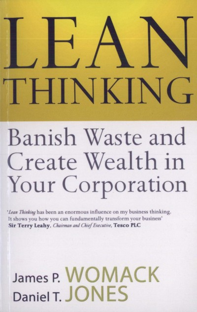 James P. Womack - Daniel T. Jones - Lean thinking