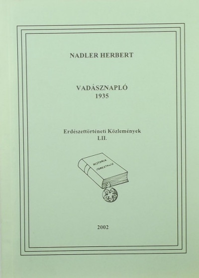 - Vadásznapló 1935
