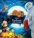 Harmos Noémi  (Szerk.) - Disney - Kedvenc esti meséim