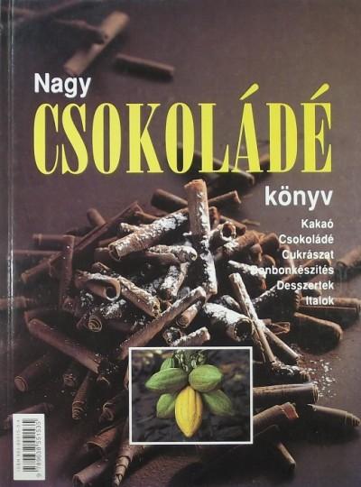- Nagy csokoládé könyv