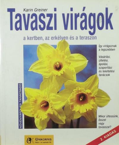 Karin Greiner - Tavaszi virágok