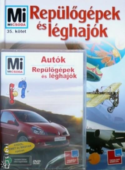 Rudolf Braunburg - Repülőgépek és léghajók (könyv) + Autók-Repülőgépek és léghajók (DVD)