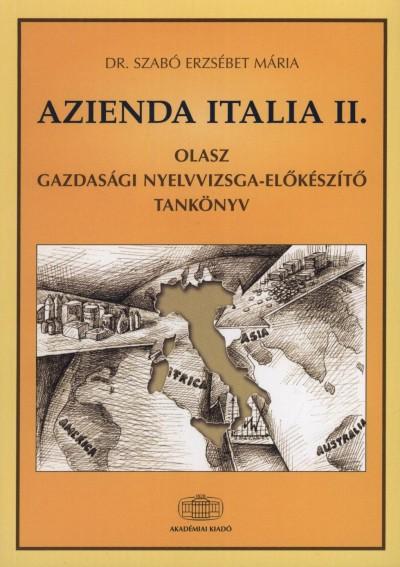Dr. Szabó Erzsébet Mária - Azienda Italia II.
