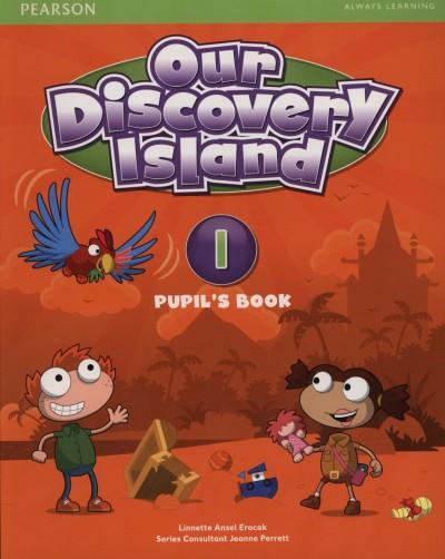 Linnette Ansel Erocak - Jeanne Perrett - Our Discovery Island 1.  - Pupil's Book