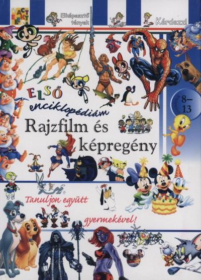 - Rajzfilm és képregény - Első enciklopédiám