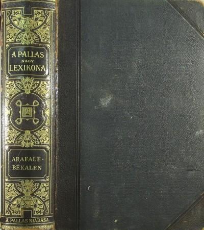 - A Pallas nagy lexikona II.
