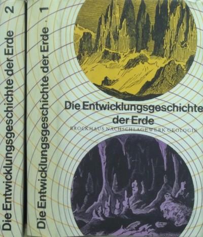 - Die Entwicklungsgeschichte der Erde 1-2.
