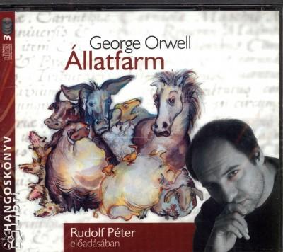 George Orwell - Rudolf Péter - Állatfarm
