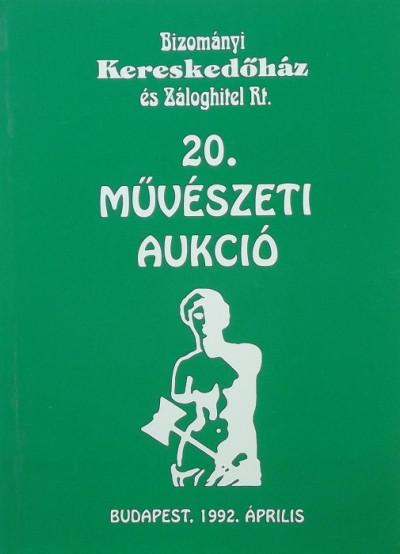 - 20. Művészeti aukció