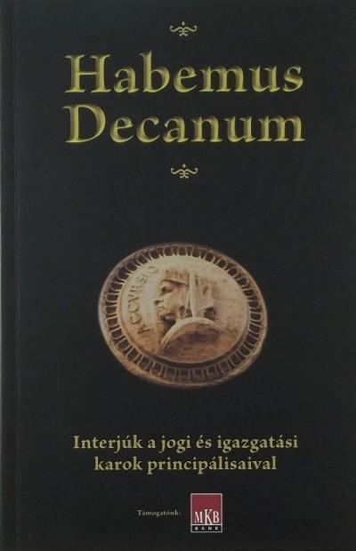 B. Papp László - Habemus Decanum