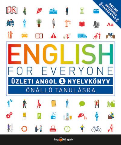 Victoria Boobyer - English for Everyone: Üzleti angol 1. nyelvkönyv