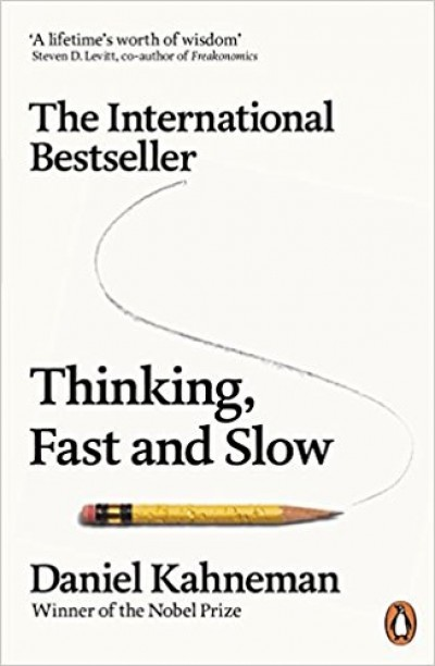 Daniel Khaneman - Thinking, Fast and Slow