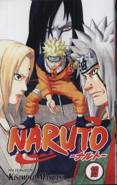 Kisimoto Maszasi - Naruto 19.
