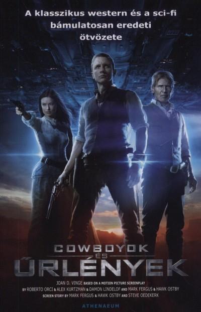 Joan D. Vinge - Cowboyok és űrlények