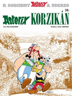 Ren� Goscinny - Asterix 20. - Asterix Korzik�n