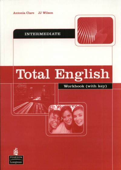 Antonia Clare - Jj Wilson - Total English Intermediate