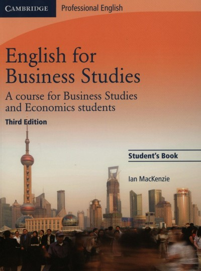 Ian Mackenzie - English for Business Studies
