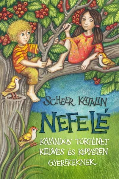 Scheer Katalin - Nefelé