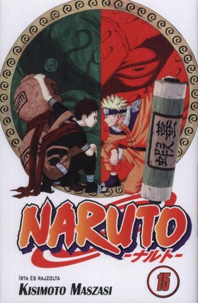 Kisimoto Maszasi - Naruto 15.