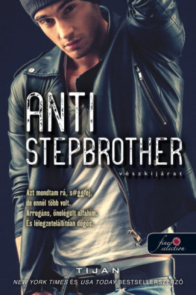 Tijan - Anti-Stepbrother - Vészkijárat