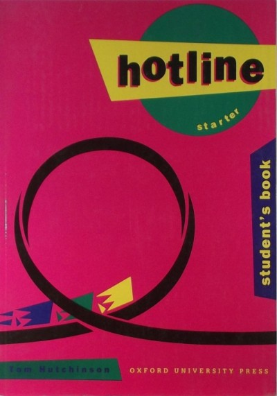 Tom Hutchinson - Hotline Starter SB