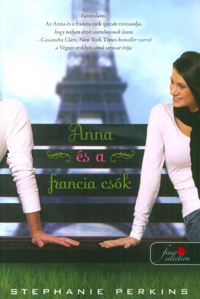 Stephanie Perkins - Anna és a francia csók