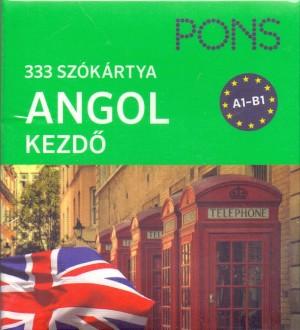 - PONS Sz�k�rty�k ANGOL kezd�csomag A1-A2