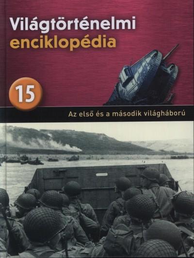 - Világtörténelmi enciklopédia 15.