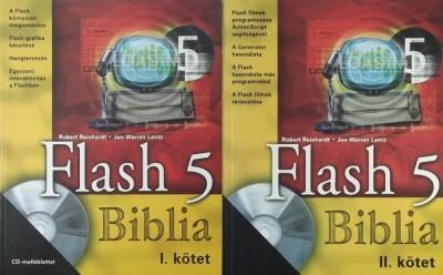 Jon Warren Lentz - Robert Reinhardt - Flash 5 Biblia I-II.